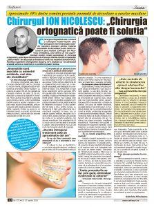Revista Taifasuri - Chirurgul Ion Nicolescu